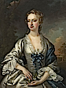 Lady Bridget Bouvarie (?), née Douglas by David Martin (auctioned by Sotheby's)