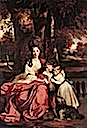 1777-1779 Lady Elizabeth Delmé and her Children by Sir Joshua Reynolds (National Gallery of Art - Washington, DC USA)
