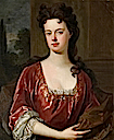 Lady Elizabeth Isham (d.1713) attributed to Charles d'Agar (Lamport Hall - Lamport, Northamptonshire UK)