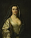 Lady Elizabeth Russell (1704-1784) attributed to Andrea Soldi (Watford Museum - Watford, Herts UK)