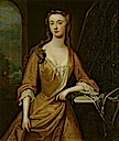 ca. 1720 Lady Jane Hyde after Sir Godfrey Kneller (Watford Museum - Watford, Herts UK)