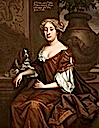 Lady Johanna St. John by Sir Godfrey Kneller (Lydiard House - Lydiard Tregoze, Swindon, Wiltshire UK)