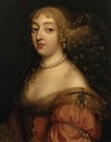 Laura Mancini, Duchesse of Mercoeur by ? (location unknown to gogm)
