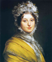 Louise Antoinette Lannes, Duchess of Montebello by Pierre-Paul Prud'hon (location unknown to gogm)