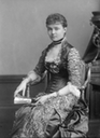 ca. 1880 Louise of Connaught by Bassano