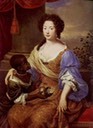 Louise de Kérouaille by Pierre Mignard (location unknown to gogm)