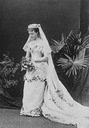 Louise Duchess of Connaught wedding photo