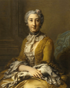 Louise Françoise Céleste de Coëtquen, Condesa de Durfort, Duquesa de Duras by Jean Valade (location unknown to gogm)