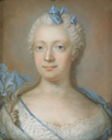 Lovisa Ulrika of Prussia by Gustaf Lundberg (auctioned by Stockholms Auktionsverk)