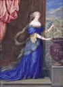 Madame de Montespan attibuted to Joseph Werner (auctioned by Alain Truong) From the Alain Truong Web site