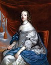 ca. 1656 Madame la Princesse Claire Clémence de Maillé after Charles Beaubrun (location unknown to gogm)