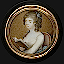Madame de Montesson, épouse morganatique du duc d'Orléans by ? (location unknown to gogm)