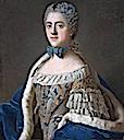 Madame Sophie de France by Jean Étienne Liotard (location unknown to gogm)