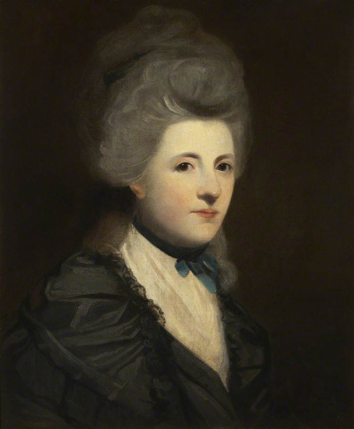 Margaret, Lady Beaumont by Sir Joshua Reynolds (Dove Cottage and The Wordsworth Museum - Grasmere, Cumbria, UK)