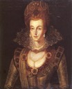Margaretha Elisabeth of Mecklenburg (1584-1616) by ? (location unknown to gogm)