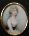 Maria Catherine Giffard, Lady Throckmorton by Andrew Plimer (Coughton Court - Alcester, Warwickshire, UK) From nationaltrustcollections.org.uk/object/135189