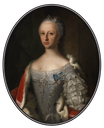 Maria Christina von Österreich by ? (auctioned by Hampel)