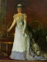 Maria Cristina by or after Joaquin Sorolla y Bastida (location unknown to gogm)