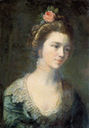 Maria Gunning attributed to Allan Ramsay (Maidstone Museum and Bentlif Art Gallery - Maidstone, Kent UK)