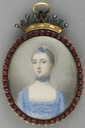 Maria Gunning, later Countess of Coventry by Penelope Carwardine (Wallace Collection - London UK)