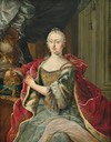 Maria Theresia 18th century portrait by ? (location unknown to gogm)