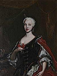 Maria Amalia of Saxony by ? (location unknown to gogm)