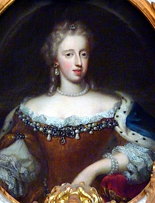 Maria Antonia Austria, Electress of Bavaria by ? (location unknown to gogm) From the lost gallery's photostream on flickr