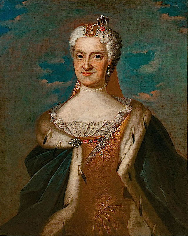 Maria Josepha by ? (location unknown to gogm)