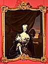 Maria Josepha of Bavaria possibly by Martin van Meytens (Schloss Rastatt, Rastatt Baden-Wuerttemberg Germany)