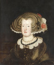 Mariana of Austria head and shoulders by follower of Diego Rodríguez de Silva y Velázquez (auctioned by Sotheby's) From Sotheby's Web site shadows