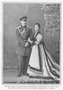 Marie Feodorovna and the future Alexander III