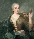 Marie-Françoise de Beauvau-Craon, Marquise de Boufflers by ? (location unknown to gogm)