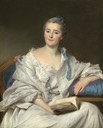 Marie Francoise Julie Constance Filleul, Marquise de Marigny by Alexander Roslin (auctioned by Sotheby's)