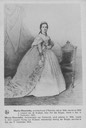 Marie Henriette in court dress eBay detint