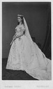 1867 Marie Hohenzollern - Countess of Flanders wedding dress