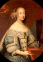 Marie Jeanne of Savoy as the Duchess of Savoy by ? (location unknown to gogm)