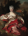 Marie Thérèse Blonel d'Haraucourt madame Phalaris, 'Mère Jezabel' by Nicolas de Largillière (auctioned by Christie's)