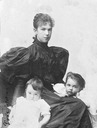 Marie Valerie and her children