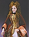 Marie-Adelaede of Savoy figurine by Lady Finavon