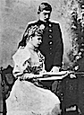 1893 Marie and Ferdinand first married picture