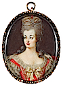 Marie Antoinette miniature (location unknown to gogm)