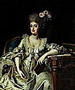 Marie Caroline, Queen of Naples by Camillo Landini (location unknown to gogm)