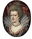 Marie de Medici by Frans Pourbus the Younger (Christie's)