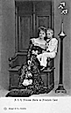 ca. 1901 (based on age of child) Marie with her son Carol