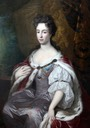 Mary of Modena attributed to Caspar Netscher (for sale by Roy Precious) X 1.5