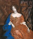 Mary of Modena by Richard Gibson (Philip Mould)