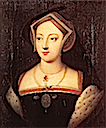 Mary Boleyn by ? in the style of Holbein (Hever Castle, Kent UK)