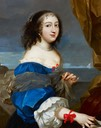 Madame de Maintenon by the sea shore by ? (location unknown to gogm)