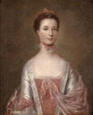 Mrs. Edwin Lascelles, née Elizabeth Dawes, by Thomas Gainsborough (auctioned by Sotheby's) size fixed