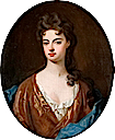 Mrs. Francis Isham (d.1755), wife of John Isham by Jacques d' Agar (Lamport Hall - Lamport, Northamptonshire UK)